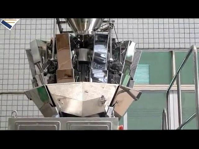 1-10 kg prix vertical des machines d'emballage de riz