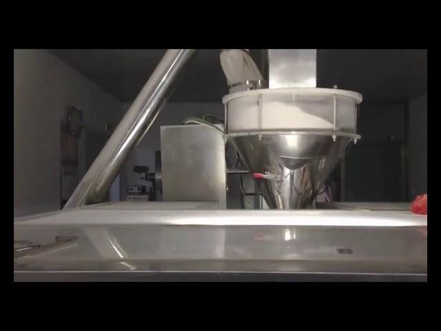 Machine à emballer rotatoire automatique de sac Premade pour la poudre de farine de lait