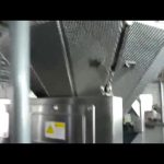 Fabricant de machine à emballer automatique 50pcs café crémier