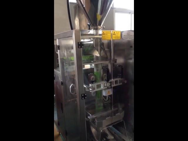 Machine de remplissage pour vis sans fin Lait en poudre petite machine de scellage de remplissage verticale