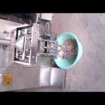 Graines automatiques de fleur de chou-fleur pesant la machine à emballer