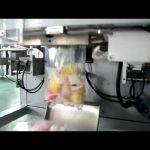 Machine à emballer verticale automatique de film de qualité et peu coûteuse pour la noix de cajou