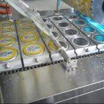 Machine remplissante de cachetage de forme de tasse en plastique automatique