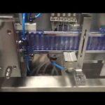Machine de remplissage en plastique automatique d'ampoule d'huile d'olive