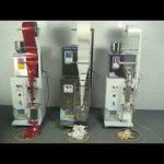 Type automatique petite machine à emballer de sachet à thé de filtre de papier
