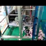 Machine d'emballage de bonbons haricots rouges de type vertical