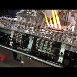 Ampoule chinoise formant une machine de remplissage