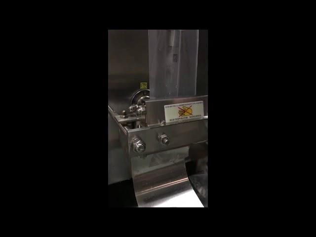 Machine à emballer remplissante de poche liquide d'eau minérale de sachet liquide automatique