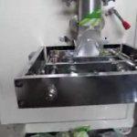 Machine à emballer automatique de poudre de pigment de sachet de petit prix usine