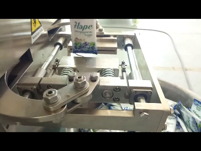 Machine à emballer de sachet de sauce à pâte de machine de remplissage de poche de ketchup de miel /