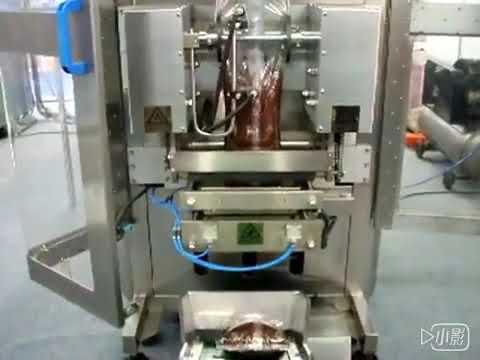 Prix de machine à emballer liquide de miel de machine à emballer de sachet / eau de poche