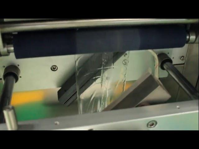 Miel liquide VFFS vertical machine de conditionnement de joint de remplissage