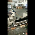 Machine d'emballage horizontale sachet manuel