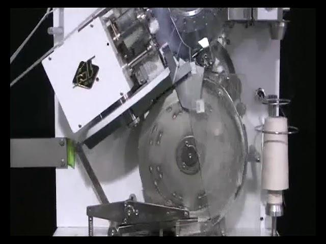 machine d'emballage de sachet à thé automatique multi de couleur de prix de triangle