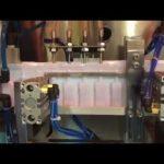 ampoule de plastique alcala mini huile d'olive liquide sous forme de remplissage joint fabricant de machine