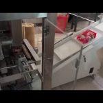 Machine de remplissage remplissante verticale de foreuse de cachetage remplissante d'emballage de poudre d'emballage