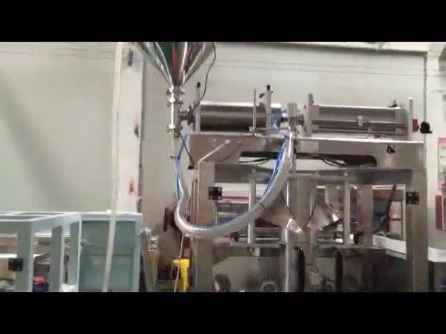 Machines à emballer liquides de l'eau pure de sachet