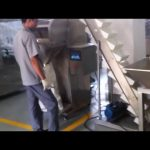 Petite machine à emballer de granule de riz de sachet semi automatique