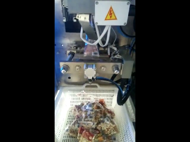 Type de machine de conditionnement de type joint de remplissage vertical pour aliments
