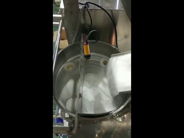 Sucrier pesant machine d'emballage sachet pack machine d'emballage de grain