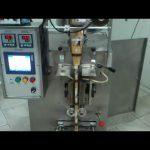 Machine de conditionnement de scellage de remplissage de forme verticale d'expédition avec joint de fermeture dorsale Splint