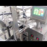 Machine à emballer remplissante de sachet de poudre de petite échelle verticale