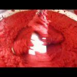 Machine à emballer verticale de sachet de miel de pâte de tomate